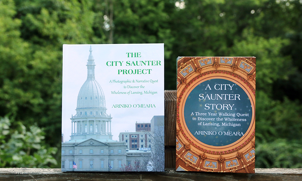City Saunter Books