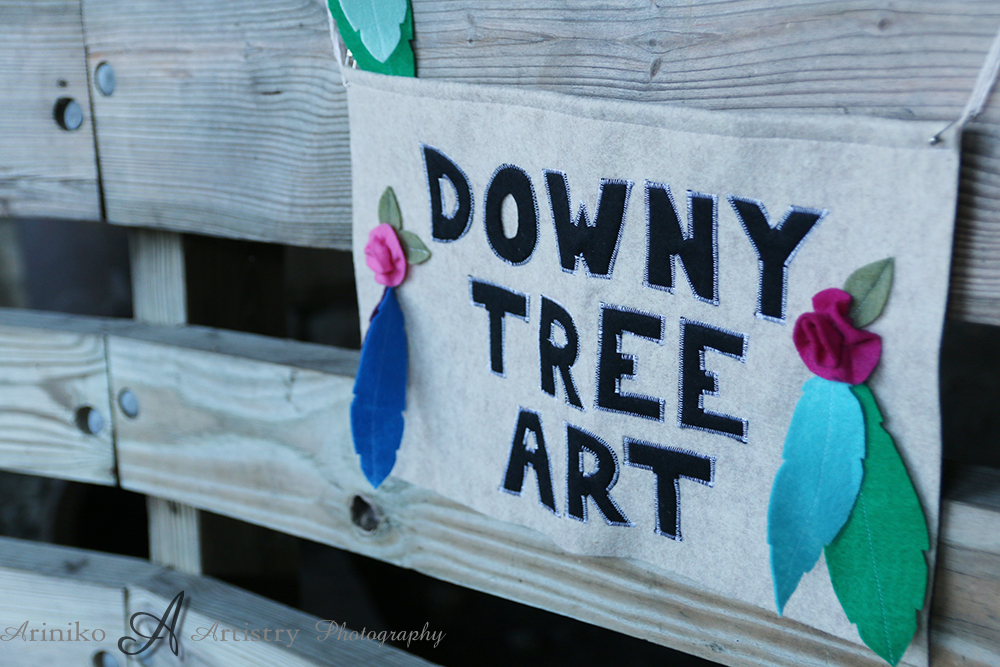 Downy Tree Art on Lansing's Art Path