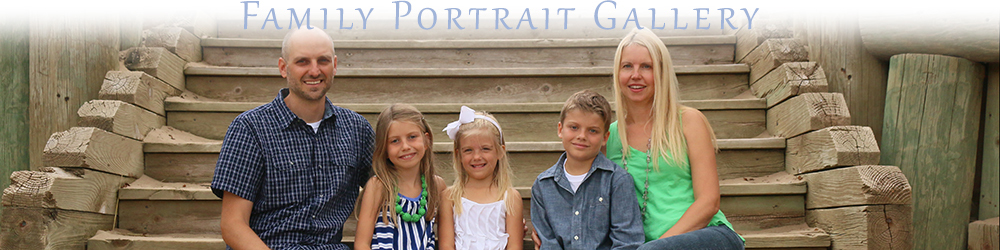 Family Portrait Gallery Link