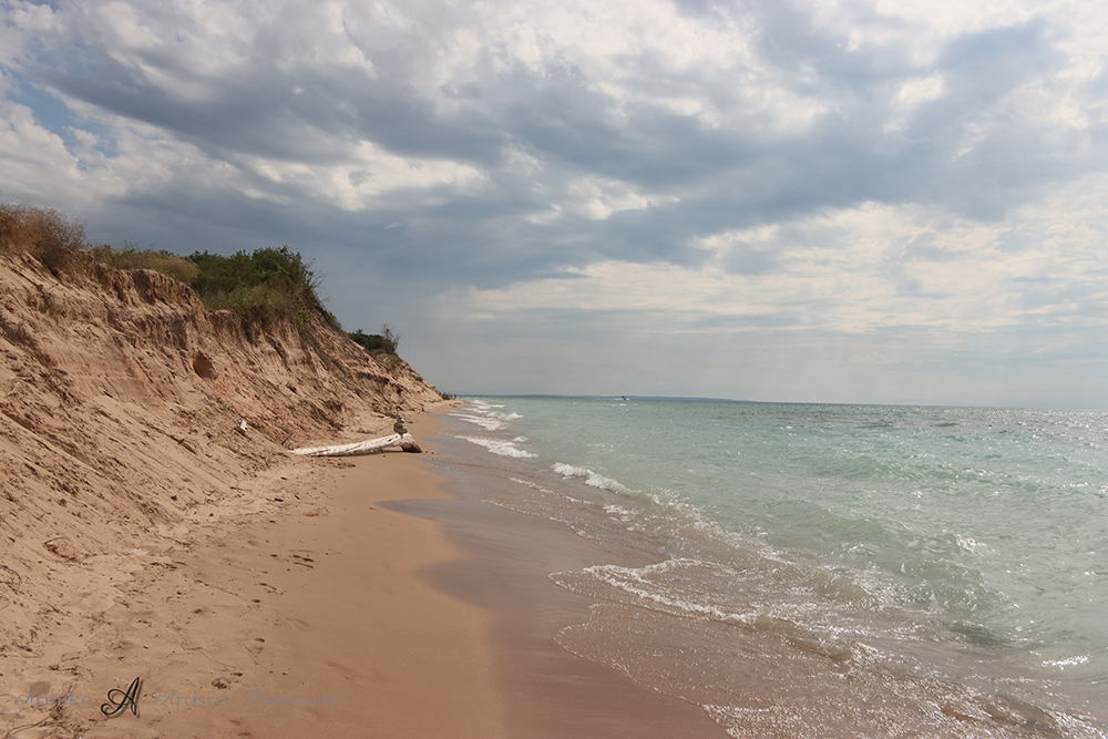 Lake Michigan at the Sleeping Bear National Lakeshore
