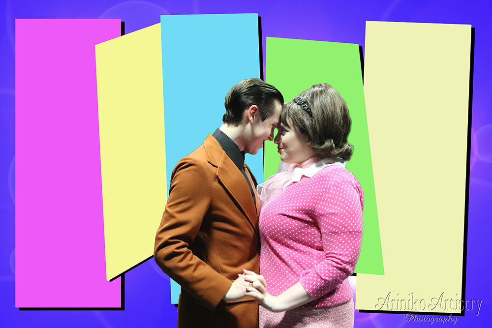 Hairspray Publicity Photo for Riverwalk Theatre